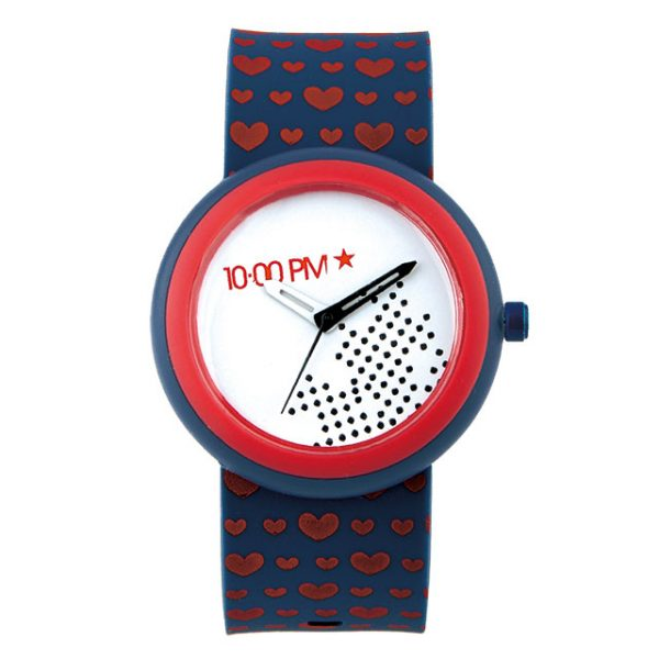 Unisex watch with plastic case  for sale